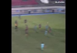 Brasile, il tiro dalla metà campo è imparabile Weverton ha lasciato gli avversari a bocca aperta con il suo gol - Dalla Rete