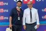 Festival del cinema si incontrano al Giffoni, dalla Calabria anche Gianvito Casadonte