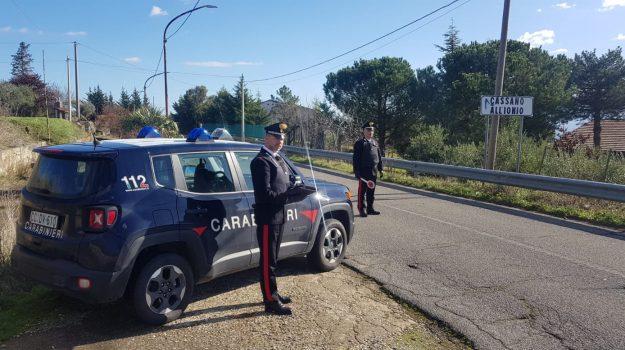 arresto, carabinieri, cassano ionio, viola arresti domiciliari, Cosenza, Cronaca