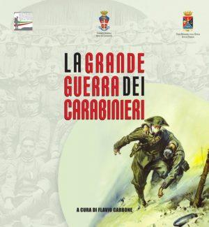 "L'Arma dona al Sistema Bibliotecario Vibonese il volume ""La Grande Guerra dei Carabinieri"""