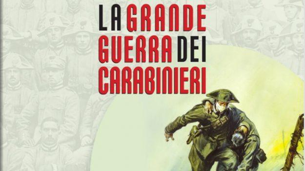 la grande guerra dei carabinieri, sistema bibliotecario vibonese, volume, Catanzaro, Cultura