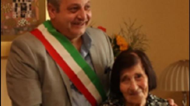 centenaria, cittanova, Antonia Emma Villivà, Reggio, Cronaca
