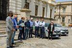 Reggio, la flotta del car sharing al servizio della campagna vaccinale