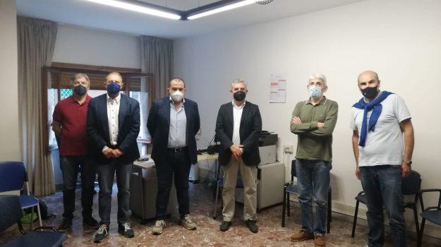 elezioni amministrative cosenza, Antonello Tufo, Maurizio Bonofiglio, Sergio Strazzulli, Cosenza, Politica
