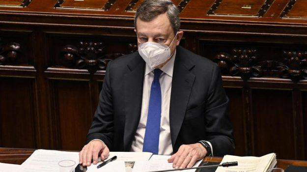camera dei deputati, consiglio europeo, intervento draghi, Mario Draghi, Sicilia, Politica