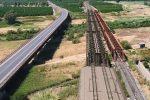 """Ferrovia Catania-Messina, Falcone: """"Progettazione rapida per iniziare nel 2022"""""""