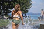 Meteo: eccezionale ondata di caldo sull'Italia, punte di 45 gradi al Sud