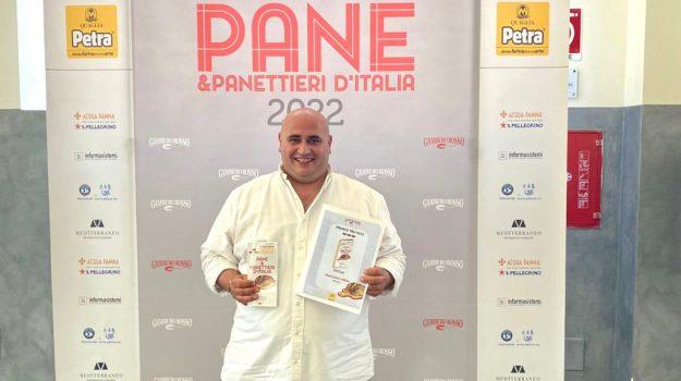 gambero rosso, panificio, premio, Tre Pani, Francesco Arena, Messina, Società