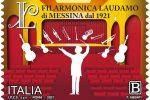 Poste, un francobollo dedicato alla Filarmonica Laudamo di Messina