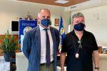 Garavaglia in Calabria, Spirlì: «Il sogno del turismo diventi realtà»