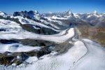 Il ghiaccio più antico delle Alpi conservato al sicuro in Antartide