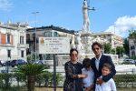 """Messina, il """"Giardino degli Angeli"""" in memoria dei fratelli Francescofilippo e Raniero"""