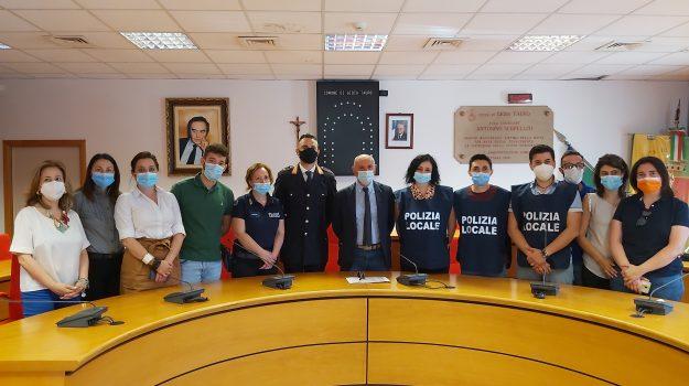 gioia tauro, polizia municipale, Aldo Alessio, Domenico Martino, Reggio, Cronaca