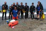 Paola, ripresi i corsi ufficiali del gruppo subacqueo