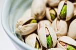I pistacchi americani alimento ricco di proteine