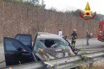 """Catanzaro, drammatico incidente sulla """"Ss 713"""": sei i feriti, grave un ragazzino"""