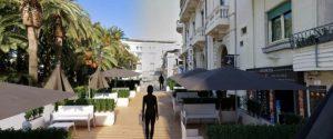 """Reggio, al via la nuova """"isola pedonale"""". La città diventa un salotto all'aperto"""