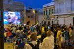 In 150 per Italia-Austria a Messina, buona la prima sull'isola di Torre Faro - FOTO