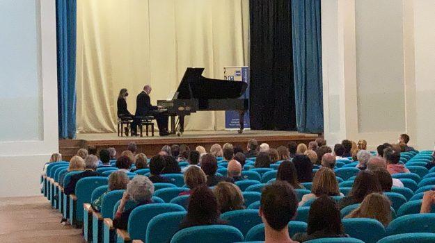 Il maestro IvoPogorelić incanta Vibo. Oggi sarà a Messina. L'INTERVISTA