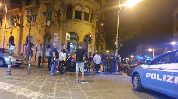 Messina, lite notturna nelle vie della movida: identificato responsabile