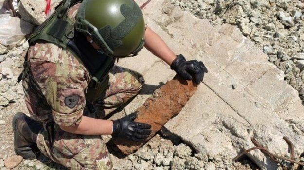 granata neutralizzata, locri, ordigno, Reggio, Cronaca