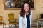 Loredana Bruno, la giornalista messinese al seguito di Conte e Draghi