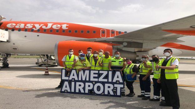 easyjet, volo berlino lamezia, Catanzaro, Economia