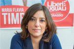 """""""Io, deputata all'improvviso"""". Da Messina alla Camera, ecco Maria Flavia Timbro"""