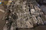 Messina; narcotraffico in ambulanza in piena pandemia: sequestrati 65kg di marijuana - VIDEO