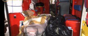 Messina, trasportavano droga con le ambulanze durante il lockdown: 8 arresti FOTO - VIDEO