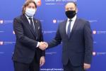 Nuovo rapporto di collaborazione tra San Marino e Polonia