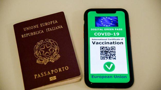 coronavirus, green pass, Sicilia, Cronaca