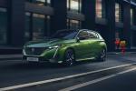 Peugeot, nuova 308 con morfologia rinnovata in Italia da settembre