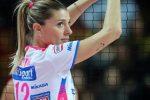 Crotone, estate di sport e bellezza: attesa la pallavolista Francesca Piccinini