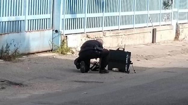 pacco sospetto, reggio calabria, Reggio, Cronaca