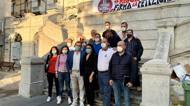 assemblea aperta, Brogli elettorali Reggio, Reggio, Politica