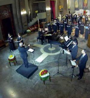 Il concerto in San Giorgio al Corso a Reggio Calabria