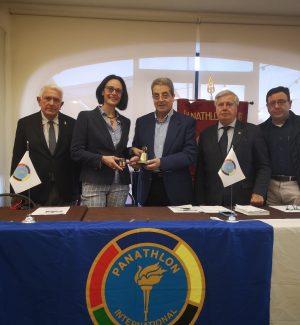 Igino Postorino, Irene Pignata, Tonino Raffa e Antonio Laganà
