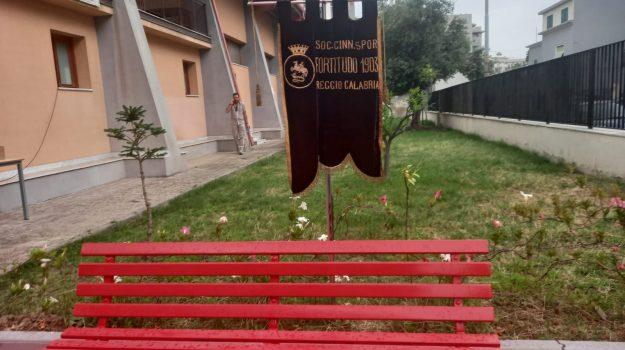 panchina rossa, reggio calabria, Maria Antonietta Rositani, Reggio, Cronaca