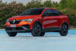 Renault Arkana, il SUV-coupè Full Hybrid E-Tech