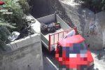 Traffico illecito di rifiuti a Lamezia: 29 arresti. Le immagini dell'operazione - FOTO