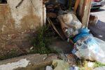 Baracche invase dai rifiuti a Messina, invivibile anche Camaro Sottomontagna! - FOTO