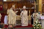 Rossano, folla di fedeli acclama il nuovo arcivescovo Aloise