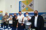 Lamezia, la Lega raddoppia. Salvini inaugura la nuova sede su corso Numistrano