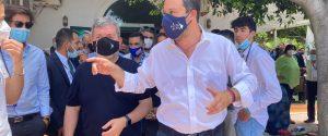 """Regionali, Salvini ne è sicuro: """"Lega primo partito in Calabria. De Magistris? Non lo temiamo"""""""