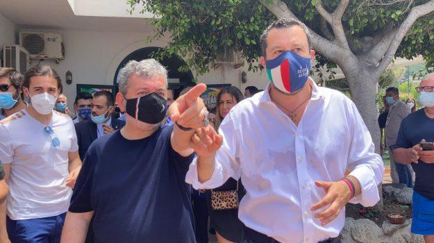 Regionali Calabria 2021, Giacomo Francesco Saccomanno, luigi de magistris, Maurizio Lupi, Roberto Occhiuto, Calabria, Politica