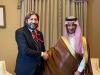 San Marino, ad Atene il segretario di Stato Pedini Amati incontra ministri Arabia Saudita e Italia