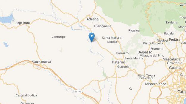 santa maria di licodia, terremoto, Sicilia, Cronaca