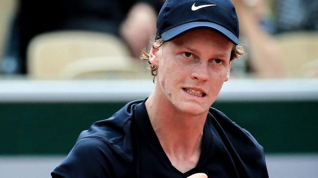 atp washington, tennis, Jannik Sinner, Sicilia, Sport