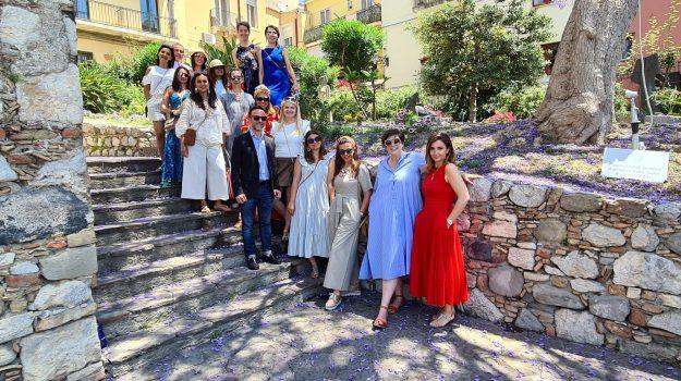 taormina, wedding planners, Andrea Carpita, Andrea Naar Alba, Lucia Gaberscek, Messina, Società